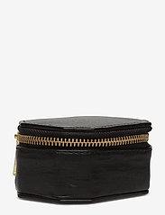 DEPECHE - Jewellery box small - smykkeskrin - black - 2