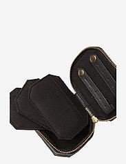 DEPECHE - Jewellery box large - smykkeskrin - black - 3