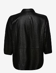 DEPECHE - Shirt - overshirts - black - 1