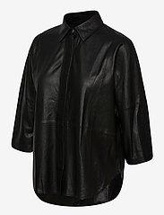 DEPECHE - Shirt - overshirts - black - 2