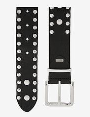 DEPECHE - Jeans belt - riemen - 098 silver - 1