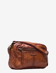 DEPECHE - Small bag / Clutch - schoudertassen - vintage cognac - 3
