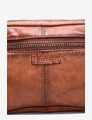 DEPECHE - Small bag / Clutch - schoudertassen - vintage cognac - 4