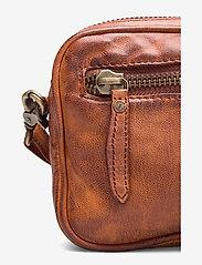 DEPECHE - Small bag / Clutch - schoudertassen - vintage cognac - 5