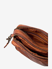 DEPECHE - Small bag / Clutch - schoudertassen - vintage cognac - 6