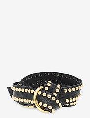 DEPECHE - Jeans belt - riemen - 097 gold - 0