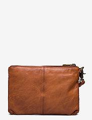 DEPECHE - Cosmetic bag - clutches - 005 vintage cognac - 1