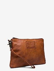 DEPECHE - Cosmetic bag - clutches - 005 vintage cognac - 2