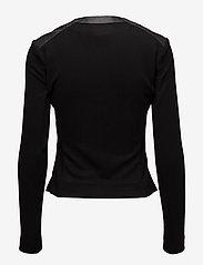 DEPECHE - Jacket - skinnjakker - black - 1