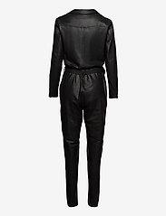 DEPECHE - Jumpsuit - jumpsuits - 099 black (nero) - 1