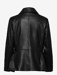 DEPECHE - Jacket - skinnjackor - black - 1