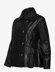DEPECHE - Jacket - skinnjackor - black - 2