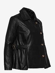 DEPECHE - Jacket - skinnjackor - black - 3