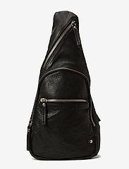 DEPECHE - Bum bag - mugursomas - black - 0