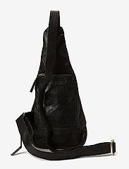 DEPECHE - Bum bag - mugursomas - black - 2