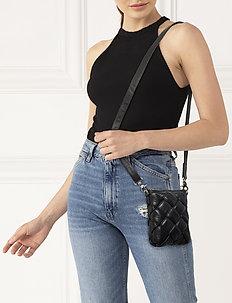 Mobile bag - mobilskal - black