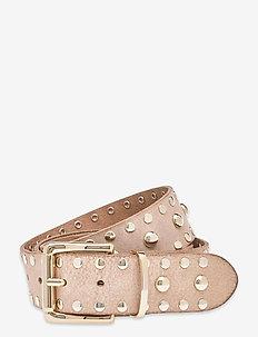 Jeans belt - ceintures - 011 sand