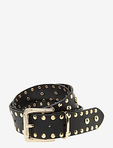 Jeans belt - skärp - 097 gold
