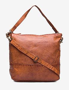 Medium bag - VINTAGE COGNAC