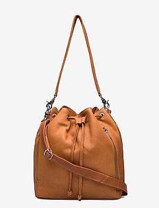 14180 - bucket bags - 014 cognac