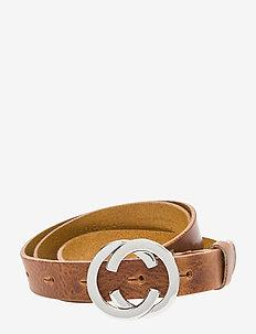 Jeans belt - paski - 013 tan
