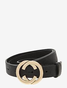 Jeans belt - paski - 097 gold