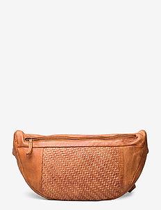 Bum bag - bæltetasker - 014 cognac