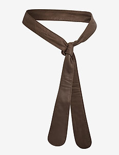 Belt - riemen - dusty taupe