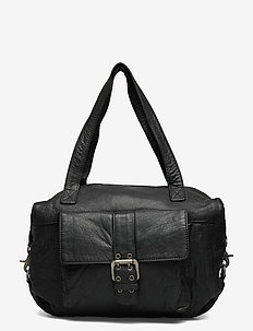 Medium bag - weekend- en gymtassen - 099 black (nero)