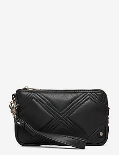 Purse - clutches - 099 black (nero)