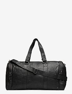Weekend bag - weekend- en gymtassen - 099 black (nero)
