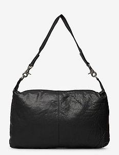 Medium bag - top handle tasker - 099 black (nero)