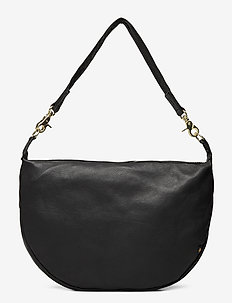 Large bag - olkalaukut - 099 black (nero)