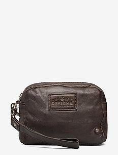 Cosmetic bag - toilettassen - 033 mocca