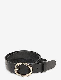Jeans belt - belts - gold