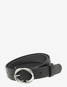 Jeans belt - bælter - silver