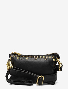 Small bag / Clutch - kirjekuorilaukut - black