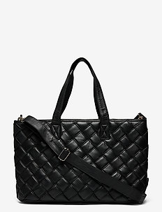 Large bag - shoppers - black