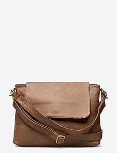Medium bag - schoudertassen - caramel