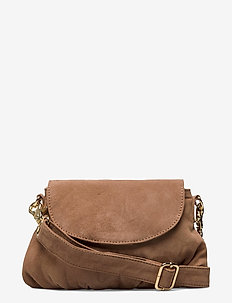 Small bag / Clutch - schoudertassen - sand.