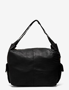 Large bag - schoudertassen - black