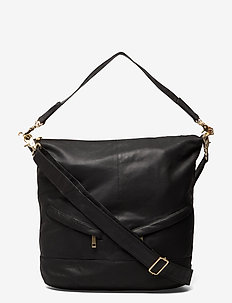 Medium bag - schoudertassen - black