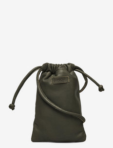 Mobilebag - bucket bags - 122 forest green