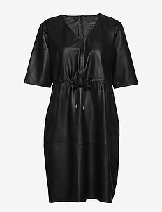 50164 - midi kjoler - 099 black (nero)