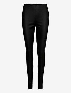 Stretch legging - leggings - black