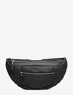 Fashion Favourites large bum bag - magväskor - black