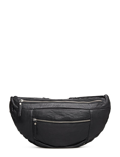 Fashion Favourites large bum bag - BLACK