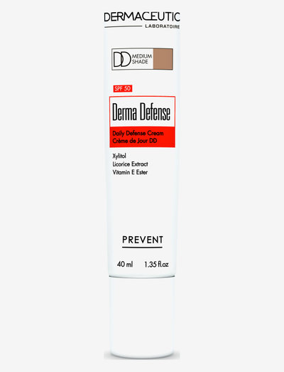 Derma Defense Medium 40 ml - bb- & cc-cream - clear