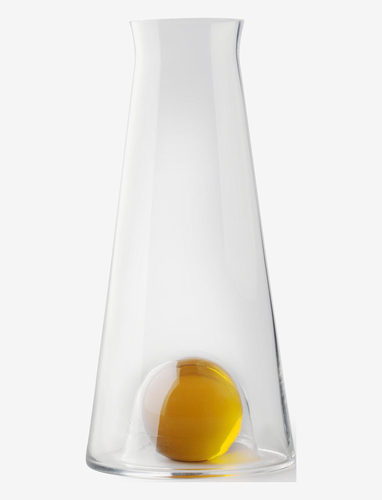Design House Stockholm - Fia Carafe - 100–200€ - clear/amber - 1