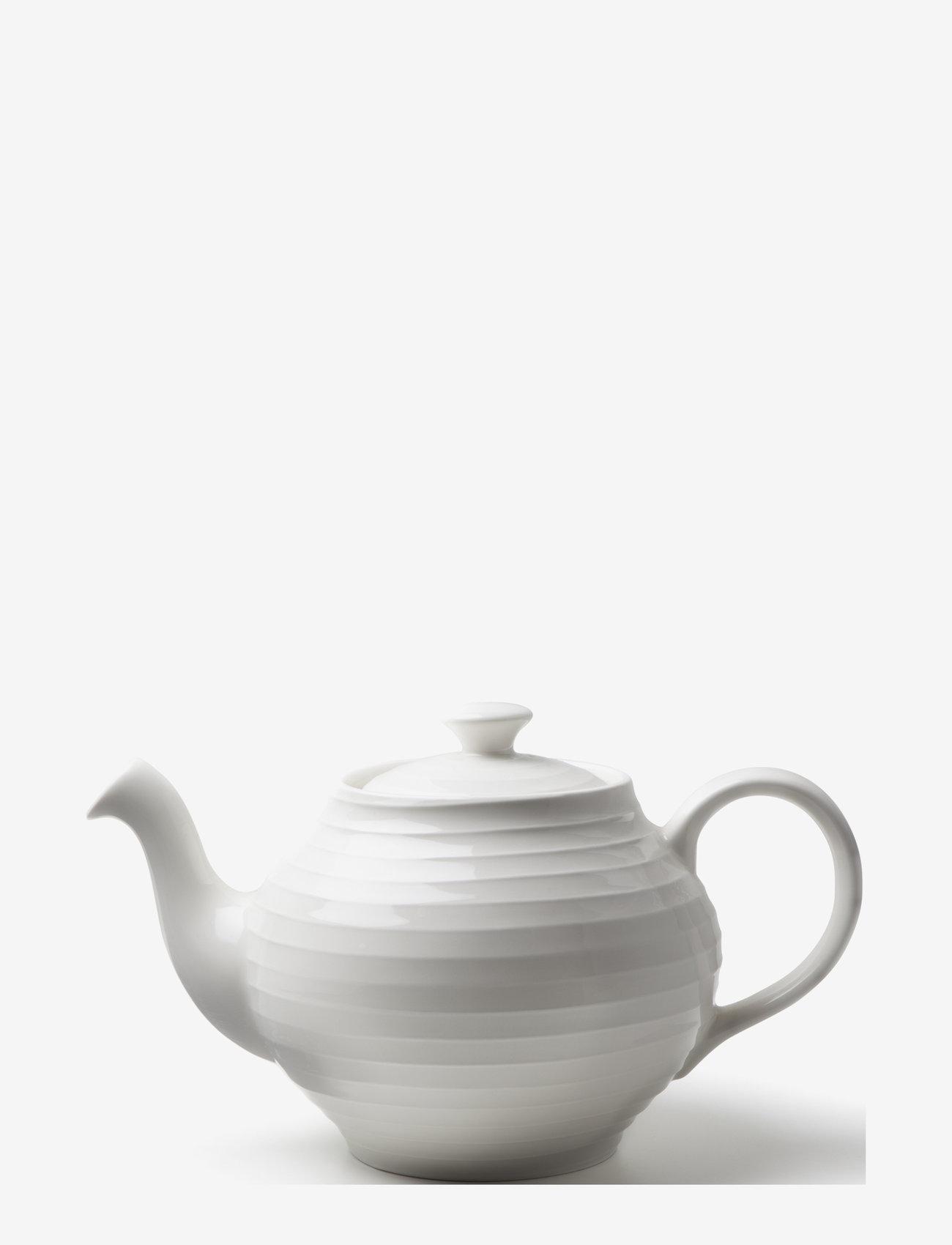 Design House Stockholm - Blond Tea Pot - teepannut - white - 0